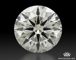 1.205 ct E VS2 A CUT ABOVE® Hearts and Arrows Super Ideal Round Cut Loose Diamond