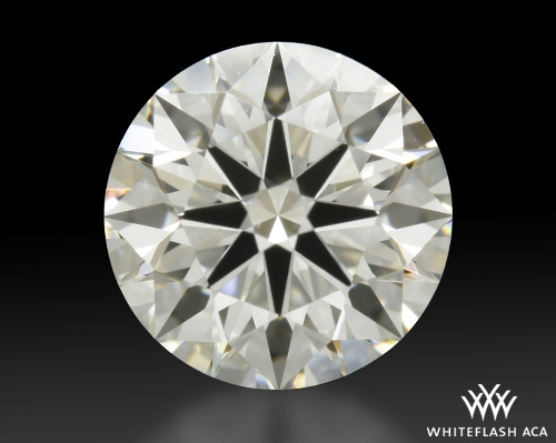 1.235 ct I VVS2 A CUT ABOVE® Hearts and Arrows Super Ideal Round Cut Loose Diamond