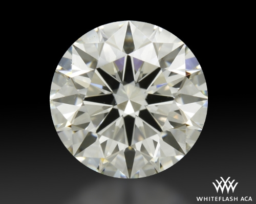 2.08 ct I SI1 A CUT ABOVE® Hearts and Arrows Super Ideal Round Cut Loose Diamond