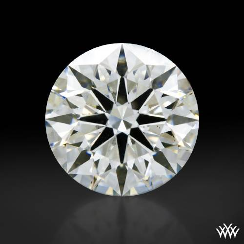 2.152 ct I VS2 A CUT ABOVE® Hearts and Arrows Super Ideal Round Cut Loose Diamond