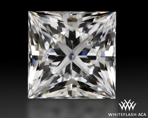 1.023 ct I VS1 A CUT ABOVE® Princess Super Ideal Cut Diamond