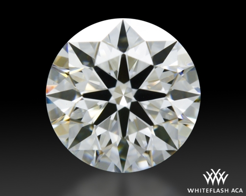 0.46 ct G VVS1 A CUT ABOVE® Hearts and Arrows Super Ideal Round Cut Loose Diamond