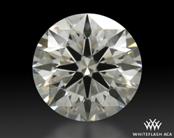 0.467 ct F VVS2 A CUT ABOVE® Hearts and Arrows Super Ideal Round Cut Loose Diamond