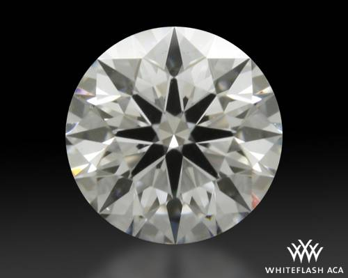 0.48 ct D VS1 A CUT ABOVE® Hearts and Arrows Super Ideal Round Cut Loose Diamond