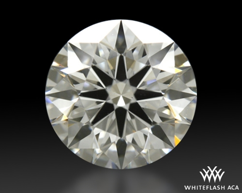 0.762 ct E VS2 A CUT ABOVE® Hearts and Arrows Super Ideal Round Cut Loose Diamond