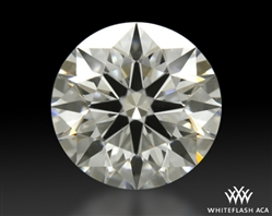 0.762 ct E VS2 A CUT ABOVE® Hearts and Arrows Super Ideal Round Cut Loose Diamond
