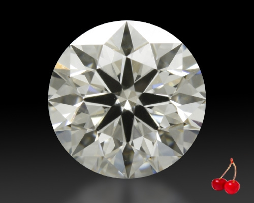 0.901 ct I VS1 Expert Selection Round Cut Loose Diamond