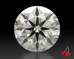 0.901 ct I VS1 Expert Selection Round Cut Loose Diamond