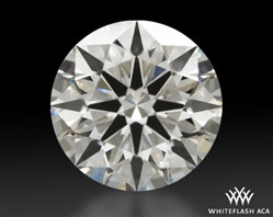 0.707 ct G SI1 A CUT ABOVE® Hearts and Arrows Super Ideal Round Cut Loose Diamond