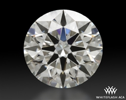 0.71 ct G VS2 A CUT ABOVE® Hearts and Arrows Super Ideal Round Cut Loose Diamond