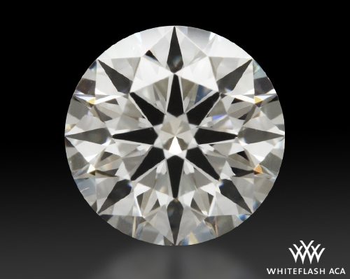 0.78 ct G VS2 A CUT ABOVE® Hearts and Arrows Super Ideal Round Cut Loose Diamond