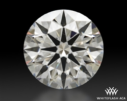 0.834 ct D VS1 A CUT ABOVE® Hearts and Arrows Super Ideal Round Cut Loose Diamond