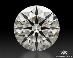 0.826 ct F VS1 A CUT ABOVE® Hearts and Arrows Super Ideal Round Cut Loose Diamond