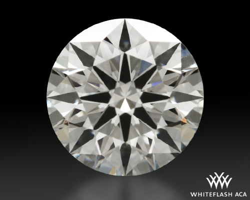 1.044 ct I VS2 A CUT ABOVE® Hearts and Arrows Super Ideal Round Cut Loose Diamond