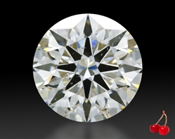 2.088 ct I SI1 Expert Selection Round Cut Loose Diamond