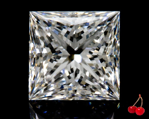 1.08 ct D SI1 Expert Selection Princess Cut Loose Diamond