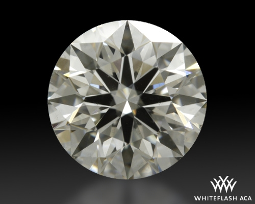 1.151 ct I VS2 A CUT ABOVE® Hearts and Arrows Super Ideal Round Cut Loose Diamond