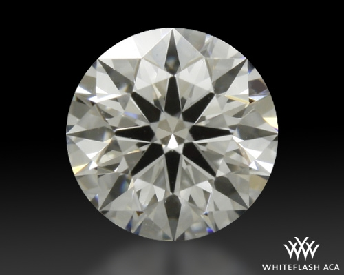 0.411 ct F IF A CUT ABOVE® Hearts and Arrows Super Ideal Round Cut Loose Diamond