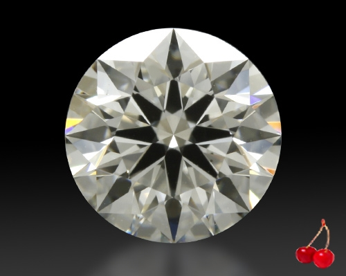 0.81 ct J VS2 Expert Selection Round Cut Loose Diamond