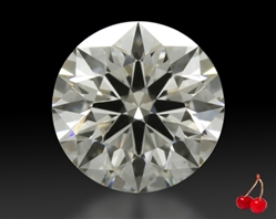 0.83 ct H VS2 Expert Selection Round Cut Loose Diamond