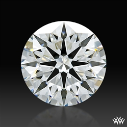 3.091 ct G VS1 A CUT ABOVE® Hearts and Arrows Super Ideal Round Cut Loose Diamond