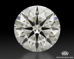 0.77 ct G VS2 A CUT ABOVE® Hearts and Arrows Super Ideal Round Cut Loose Diamond