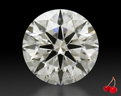 0.824 ct H VS1 Expert Selection Round Cut Loose Diamond