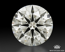 0.777 ct G VS1 A CUT ABOVE® Hearts and Arrows Super Ideal Round Cut Loose Diamond