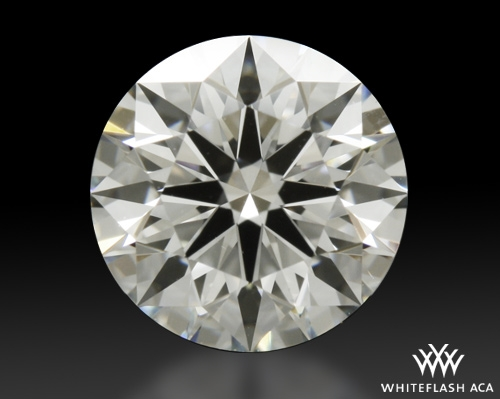 0.823 ct G VVS2 A CUT ABOVE® Hearts and Arrows Super Ideal Round Cut Loose Diamond