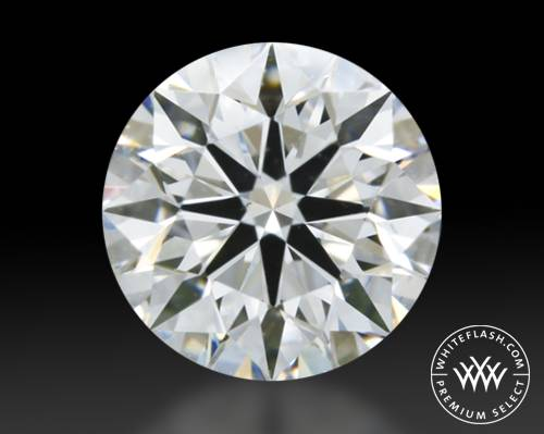 0.908 ct F VS2 Premium Select Round Cut Loose Diamond
