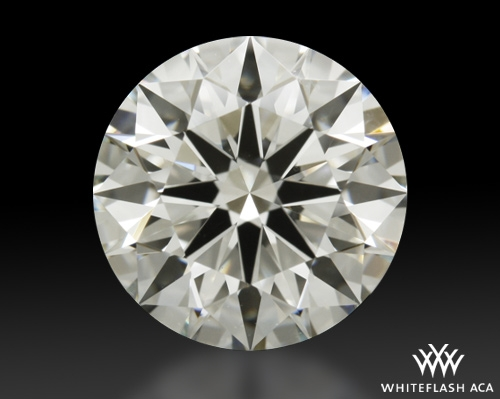 2.05 ct I VS1 A CUT ABOVE® Hearts and Arrows Super Ideal Round Cut Loose Diamond