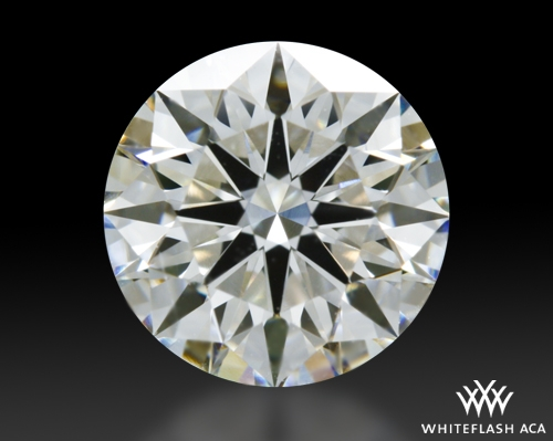 1.13 ct I SI1 A CUT ABOVE® Hearts and Arrows Super Ideal Round Cut Loose Diamond