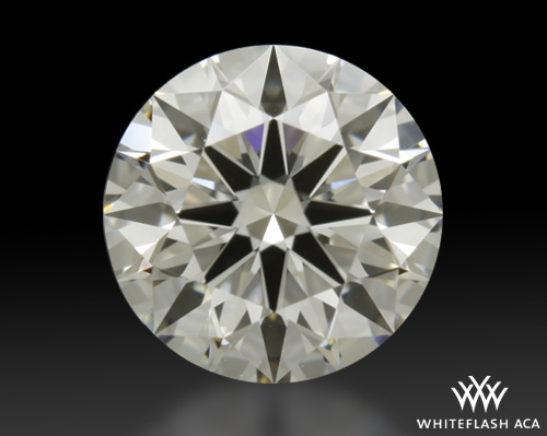 1.055 ct I VS1 A CUT ABOVE® Hearts and Arrows Super Ideal Round Cut Loose Diamond