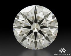 1.71 ct H VS1 A CUT ABOVE® Hearts and Arrows Super Ideal Round Cut Loose Diamond