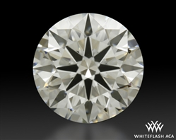 1.71 ct I VS1 A CUT ABOVE® Hearts and Arrows Super Ideal Round Cut Loose Diamond