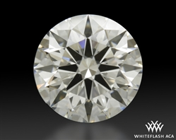 2.336 ct H VS1 A CUT ABOVE® Hearts and Arrows Super Ideal Round Cut Loose Diamond