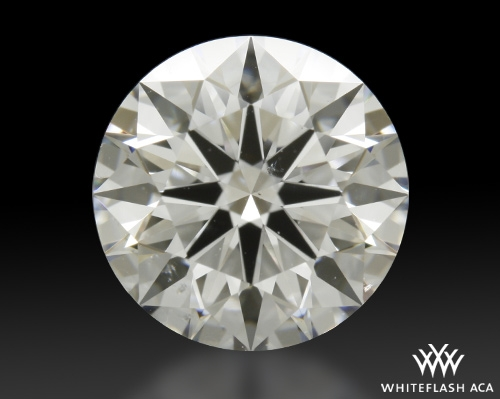 1.722 ct E SI1 A CUT ABOVE® Hearts and Arrows Super Ideal Round Cut Loose Diamond