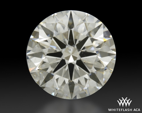 1.731 ct I SI1 A CUT ABOVE® Hearts and Arrows Super Ideal Round Cut Loose Diamond