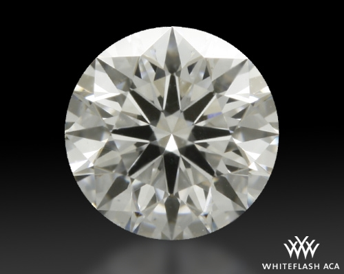 0.412 ct E SI1 A CUT ABOVE® Hearts and Arrows Super Ideal Round Cut Loose Diamond