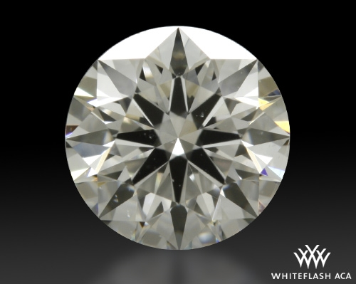 0.62 ct G SI1 A CUT ABOVE® Hearts and Arrows Super Ideal Round Cut Loose Diamond