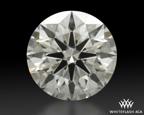 0.63 ct G VS2 A CUT ABOVE® Hearts and Arrows Super Ideal Round Cut Loose Diamond