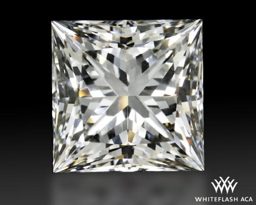 1.762 ct H VS2 A CUT ABOVE® Princess Super Ideal Cut Diamond