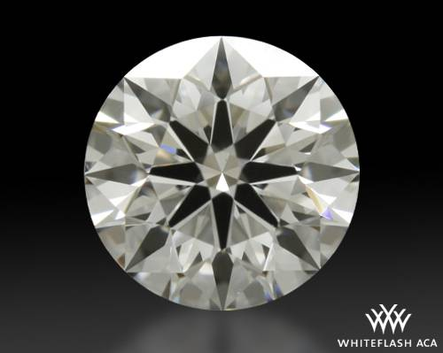 0.827 ct G VS1 A CUT ABOVE® Hearts and Arrows Super Ideal Round Cut Loose Diamond
