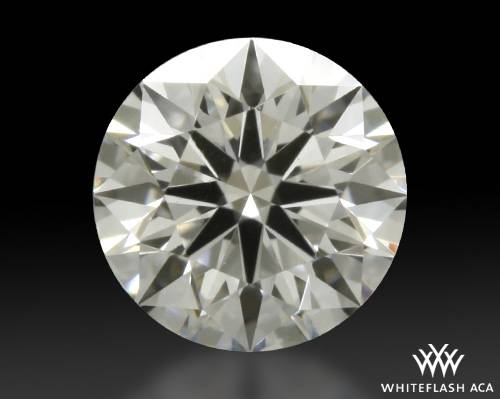 0.311 ct E SI1 A CUT ABOVE® Hearts and Arrows Super Ideal Round Cut Loose Diamond