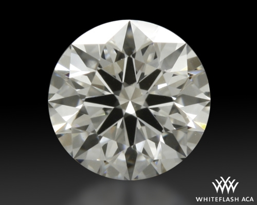0.336 ct G VS1 A CUT ABOVE® Hearts and Arrows Super Ideal Round Cut Loose Diamond