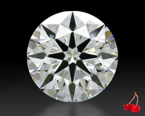 0.514 ct H VS2 Expert Selection Round Cut Loose Diamond