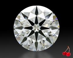 0.514 ct H VS2 Expert Selection Round Cut Loose Diamond