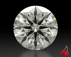 0.62 ct F SI1 Expert Selection Round Cut Loose Diamond