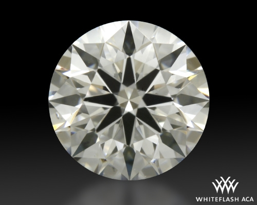 0.673 ct G VS2 A CUT ABOVE® Hearts and Arrows Super Ideal Round Cut Loose Diamond
