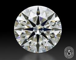 0.574 ct G VS2 Expert Selection Round Cut Loose Diamond